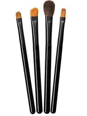 "<b><i>""These are softer than any other brushes I've used – I love them""</i> <br /> Lisa Eldridge, Makeup Artist </b><br /> Suqqu, from £18, <a href=""http://www.selfridges.com/""target=""_blank"">Selfridges.com</a>"