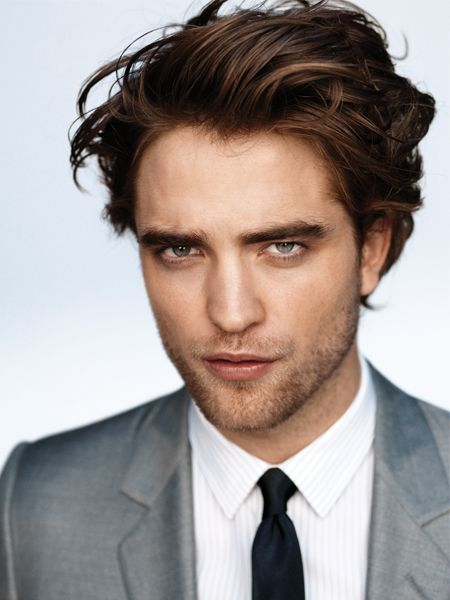This is one fitty we definitely wouldn't mind sucking on our neck! Robert has perfected the art of the smoulder and, with no less than 3 films heading our way, including the penultimate in the Twilight saga, we're definitely ready for an R-Pattz overdose