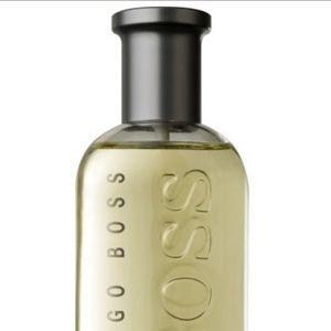 "Boss Bottled, from £20, <a href=""http://www.debenhams.com/webapp/wcs/stores/servlet/prod_10001_10001_123304900099_-1?CMP=OTC-GOOGLEPS""target=""_blank"">Debenhams.com</a>"