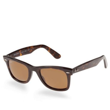 """<p>'I would really like some new Ray Bans. Mine broke in the summer and I  can't afford new ones. They are such a classic shape, I'll wear them all  the time.' Gareth, 21, London</p><p>The wayfarer style is oh so stylish and guaranteed to leave your boy looking hot!<br /></p><p>£140, <a target=""""_blank"""" href=""""http://www.sunglasshut.co.uk/brands?task=product&id=1048"""">sunglasshut.co.uk </a><br /></p>"""