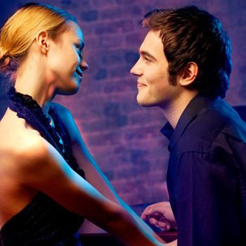 """Dr Pam suggests, """"First and foremost never let go of the F Factor - the flirt factor - between you two. The quickest way to lose the spark in your relationship is to stop flirting in your texts, e-mails, etc., as well as face-to-face. When you both feel things are fun and flirtatious - like in the early days - there's a happier vibe to your relationship and far higher levels of contentment."""""""
