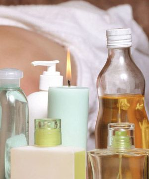 Dab a couple of drops of rosemary, peppermint or eucalyptus on a tissue to clear your mind, recommends Carole Preen of the Aromatherapy Council. Put it on your desk or on a radiator to diffuse oils throughout the room. Alternatively, tuck it under your bra strap for an all-day boost. After inhalation, the oils are absorbed into the bloodstream, stimulating the brain making you more alert.