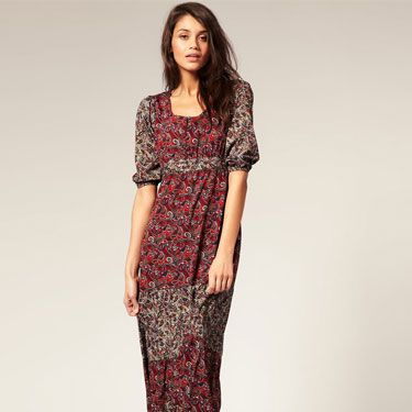 <p>This tiered maxi will be your go-to piece for spring summer courtesy of Vero Moda. Pop it on with a pair of sandals and shades and you're ready to go!</p>