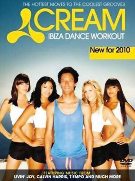 "<h3>Best for:</h3> <p> Reluctant exercisers who want fitness to be fun and tone their bum<br /><br />Dance DVDs are generally feared by anyone who's not a professional, but choreographer Supple (yes, that's his real name) takes you through an hour of medium-paced aerobics that even the most uncoordinated of girls can follow and you can do it all to a pumping sound track. The combat section is the most fun and believe us, you'll feel the burn on your bum the next day.<br /><br />£12.98, <a target=""_blank"" href=""http://www.amazon.co.uk/Cream-Ibiza-Workout-DVD/dp/B002KSA4GU/ref=sr_1_1?ie=UTF8&qid=1259669354&sr=8-1-fkmr2"">www.amazon.com</a><br /><br /></p>"