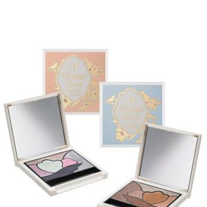 """<p>How cute are these vintage style eyeshadow palettes from 17? Available in two colourways&#x3B; one a shimmering mix of metallic nudes, fawns, bronzes and browns, the other a blend of pretty pastels (the aqua green looks gorgeous next to the smouldering navy blue), look closely and you'll notice you actually get six eyeshadows for the price of one - bargain!</p><p>£5.49, <a href=""""http://www.boots.com/en/17/"""" target=""""_blank"""">boots.com</a></p>"""