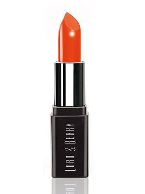 <p>Bright orange. It nods at the 70s trend, it's oh so 'Marc by Marc Jacobs' and itís a bold new update on the classic red lip. We love the Lord & Berry lippie in Mandarino, especially when it costs less than a tenner to try out the new trend</p>