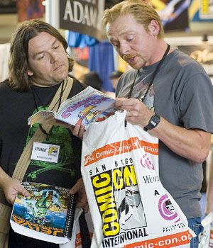 <b>Paul (Simon Pegg, Nick Frost, Seth Rogan)</b><br /> I was worried that a film about two sci-fi geeks stumbling on a back-chatting alien hitching a lift to his spaceship might be not be my thing. I loved Simon Pegg and Nick Frost's previous collaborations, Sean of the Dead and Hot Fuzz, but thought this road-trip comedy might be straying too far into geek territory for comfort. But I couldn't have been more wrong. Funny, touching, warm and witty, this is a joy from start to finish. I probably only understood half the sci-fi film references Pegg and Frost cram into the 105-minute running time, but loved the ones I did (look out for the best Aliens gag ever in the closing scenes). And Seth Rogan is so lovable as cheeky alien Paul, you'll find yourself really rooting for him. A real must-see – and your other half will love it, too.<br /> <b>Rosie Mullender</b>