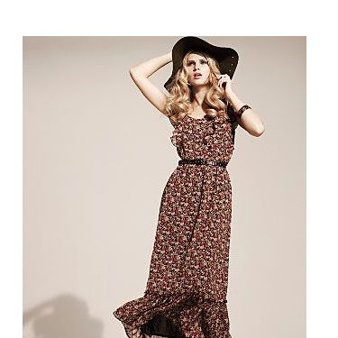 """<p>ASDA are on to a winner with this floral maxi - the boho vibe that this floaty frock oozes is hot off the catwalks. Wear with a floppy hat and boots for a western feel</p><p>£18, <a href=""""http://direct.asda.com/george/women-s-clothing/g21/dresses/g21-floral-maxi-dress/GEM58748,default,pd.html"""" target=""""blank"""">asda.com</a></p>"""
