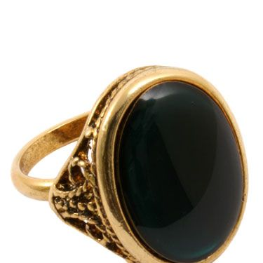 """<p>We spotted this chunky vintage looking ring on Fearne Cotton's index finger and assumed it would be designer but no – it's a bargain from rocknrose.co.uk. Result!</p><p>£16, <a href=""""http://www.rocknrose.co.uk/products/Orla-Vintage-Cocktail-Ring.html"""">rocknrose.co.uk</a></p>"""