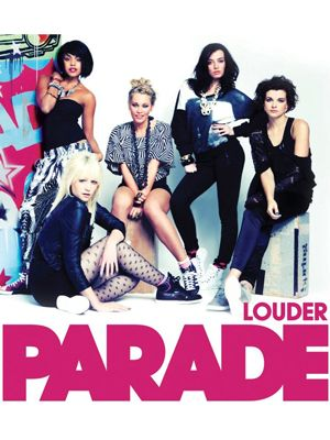 <p><strong>Parade - Louder - out 13 March</strong></p><p>With all the bad-ass female artists busy singing about whips and chains (that's you, Rihanna,) new girl band, Parade, offer some welcome relief with their debut single, Louder. The lyrics are fun, fast and totally catchy. The voices smooth and strong, and with killer dance moves to boot(y), they feel like a very cool British Pussycat Dolls. Louder  is the perfect happy track. It's pure playground pop and as fun as a game of hopscotch. Co-written by the man who gave us Umbrella and Single Ladies, Thaddis 'Kuk' Harrell, it's bound to stay in your head for hours too</p><p><strong>Jacqui Meddings</strong></p>