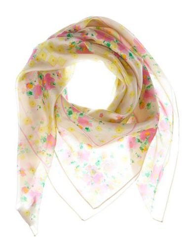 "<p>This gorgeous, vintage inspired flower print scarf is the perfect accessory to update your look for spring. At just £22 for 100% silk, it's a steal!</p><p>£22, <a href=""http://www.missselfridge.com/webapp/wcs/stores/servlet/ProductDisplay?beginIndex=0&viewAllFlag=&catalogId=33055&storeId=12554&productId=2269213&langId=-1&sort_field=Relevance&categoryId=208110&parent_categoryId=208108&pageSize=40 ""target=""_blank""> missselfridge.com </a></p>"