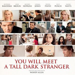 <p><strong>You Will Meet A Tall Dark Stranger (Anthony Hopkins, Gemma Jones, Naomi Watts, Josh Brolin, Antonio Banderas) </strong</p><p>Before we start, a word of warning: This film isn't really aimed at you. With a title like that, you might be expecting a knockabout rom-com, but instead, this is a swansong for long-term love. Naomi Watts stars as Sally, a bratty PA who falls for her boss, while her failed-author husband (Brolin) woos the woman next door. Meanwhile, her dad (Hopkins) suffers a midlife crisis, leaves his wrinkly wife (Jones), and hooks up with a sexy young prostitute who wants him for his wit and looks (as if). The 'tall dark stranger' of the title refers to Sally's mum's obsession with a fraudulent fortune teller. Although Gemma Jones, especially, is fabulous, this is one to take your mum to rather than your best friend – but hopefully, you'll enjoy it too</p><p><strong>Rosie Mullender</strong</p>