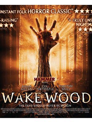 <p><strong>Wake Wood (Eva Birthistle, Aidan Gillen)</p></strong> <p>When Louise and Patrick lose their young daughter in a tragic accident, they hope that a fresh start will help them to recover from their grief. But the quiet village of Wake Wood isn't as tranquil as it seems. The villagers know a spell that enables them to bring people back from the dead – and Louise and Patrick can't resist their neighbours' offer to reunite them with their daughter. Some scenes were so gory I couldn't bring myself to look – even the guy sitting next to me had to shut his eyes, although it could have been my screams that were making him flinch! If knee-trembling horror does it for you, Wake Wood is must see – but if you're precious about your manicure, steer clear, because I bit my nails to the quick!</p> <p><strong>Harriet Stigner</p></strong>