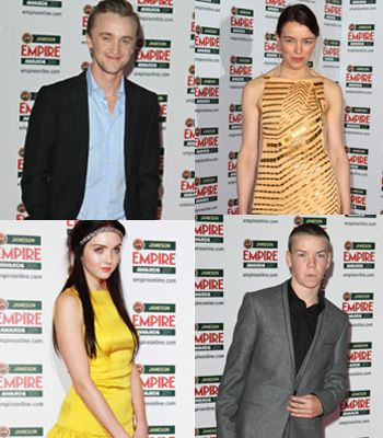 Kayleigh Dray hit the red carpet of the Jameson Empire Film Awards on behalf of Cosmo and, after managing to squeeze her way in between the baying press, had herself poised and ready for some serious star spotting.