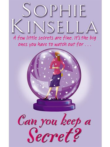 <p>Choose from 'Can you keep a secret?' by the brilliant Sophie Kinsella</p>