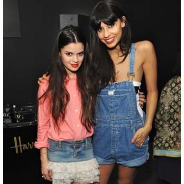 <p>Bip Ling and Jameela Jamil spent an evening hanging out at Harrods (check them out!) for the launch party of the snazzy new Samsung Series 9 notebook. Celebs gathered in the Millionaire Gallery at the legendary London department store to view a specially commissioned exhibition of photos by Rankin</p>