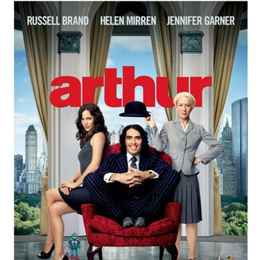 <p><b>Arthur (Russell Brand, Helen Mirren, Jennifer Garner)</b></p><p>A remake of the 1981 film that starred Dudley Moore, here Russell Brand plays a wildly privileged playboy heir to a vast fortune who enjoys getting into boozy japes and capers in a Neverlandish rendering of New York. An innocent with a taste for too much booze, Arthur is the perfect role for Russell to be playful, random and very funny – in other words, for Russell to do what he does best and play himself. Jennifer Garner puts in a great turn as his corporate, highly-strung bride-to-be – and we can confirm the rumours about a weirdly evident chemistry between Russell and Helen Mirren. Basically, womankind is divided into two camps: pro and anti Brand. If you fall into the first, ignore the unanimous thumbs-down from the critics and go see this film. (Tip: watch out for Naked Russell in the closing scenes, and check out how freakishly small his nipples are)</p><p><b>Fiona Cowood</b></p>