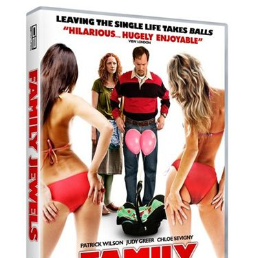 <p><b>Family Jewels (Patrick Wilson, Judy Greer, Chloe Sevigny)</b></p><p>Every so often a film comes along that you totally missed at the cinema, but actually ends up being really rather good. Family Jewels, known in the States as Barry Munday, is one of them. Patrick Wilson (The Watchmen, The A Team) is excellent as Barry, a goateed sex-pest, who ends up losing his testicles after being attacked by an angry father with a trumpet (stay with me). He then finds out he's about to become a father with a woman he can't remember sleeping with – another brillo performance by Judy Greer (13 Going On 30). Part typical blokey, 'Let's have a close up of cleavage every five minutes,' humour, but mostly clever and heart-warming indie black comedy, this is a worthy Bank Holiday weekend watch. NB: if you're watching with your parents, there are some seriously cringy sex scenes and penis gags. Don't say we didn't warn you</p><p><b>Debbie McQuoid</b></p>