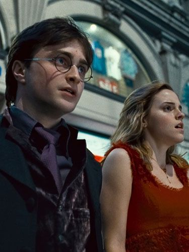 <strong>Harry Potter and the Deathly Hallows: Part 1 (Rupert Grint, Emma Watson, Daniel Radcliffe)</strong><br/> <p>Yes the final instalment of HP is so ruddy big and important it comes in two parts. In this, the first part, His Royal Harryness has a mission to track down a long list of magical objects, aka Horcruxes. Imagine Supermarket Sweep, except way more stressful. A magical feast, it'll have you on the edge of your seat like an anxious house elf right until the end (a whole two and a half hours later btw.) If you're a die-hard Harry fan, this one is must for your collection. And if you're not? Worth a watch purely so you can join the Hogwarts hysteria when the final part of the final movie is released later in the year.</p> <br/> Jacqui Meddings