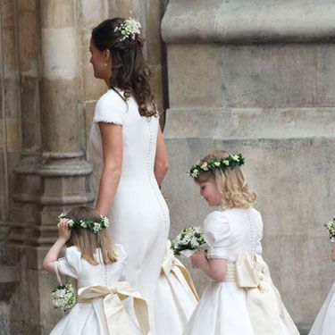 """<p>Our current pick for rear of the year? Pippa Middleton, who caused a media frenzy as she sashayed up the aisle in Alexander McQueen. The buttons all the way down the back ensured that not all eyes were on the bride...</p><br/><p>Check out the rest of the Royal wedding pics <a href=""""http://www.cosmopolitan.co.uk/lifestyle/entertainment/royal-wedding-2011-prince-william-kate-middleton-princess-catherine-wedding-pictures-290411#fbIndex1?click=pp""""target=""""_blank"""">here</a></p>"""