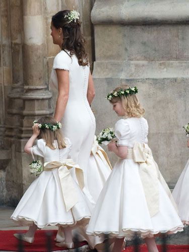 """<p>Our current pick for rear of the year? Pippa Middleton, who caused a media frenzy as she sashayed up the aisle in Alexander McQueen. The buttons all the way down the back ensured that not all eyes were on the bride...</p> <br/> <p>Check out the rest of the Royal wedding pics <a href=""""http://www.cosmopolitan.co.uk/lifestyle/entertainment/royal-wedding-2011-prince-william-kate-middleton-princess-catherine-wedding-pictures-290411#fbIndex1?click=pp""""target=""""_blank"""">here</a></p>"""