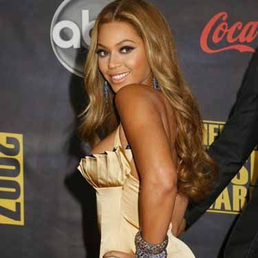 <p>Queen of the bootylicious butts - Ms Beyonce Knowles!</p>