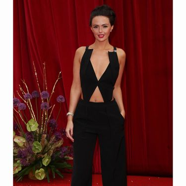 <p>Jennifer Metcalfe showed she's not that different from her feisty alter-ego, Mercedes McQueen, in a daring jumpsuit. We applaud her for trying something different, but perhaps this should've been left in the dressing-up box</p>