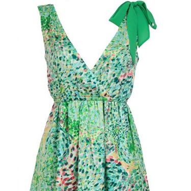 """<p>Max C's summer collection is bursting with vibrant prints. This attention-grabbing dress is a work of art</p><p>£45, <a href=""""http://www.maxclondon.com""""target=""""_blank"""">maxclondon.com</a></p>"""