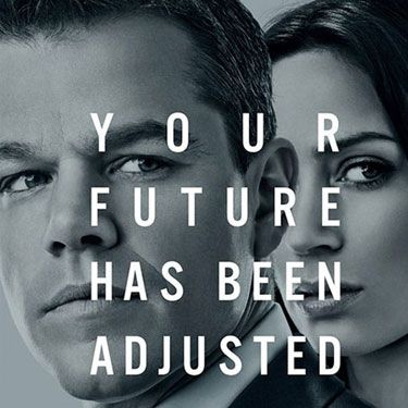 <p>The Adjustment Bureau &#40Matt Damon, Emily Blunt&#41</p><p>This film boasts one of the most intriguing concepts we've seen in a long time: When David (Damon) and Elise (Blunt) meet by chance, they're instantly smitten. Until, that is, dark forces (well, men in hats) conspire to keep them apart. But as much as they're hell–bent on keeping the pair apart, David is determined to keep hold of the woman of his dreams – and goes to huge lengths to beat the men controlling his, and everyone else's, destinies. An interesting premise, well–executed, this is also a look at the power of true lurve. Excellent stuff.</p><p>Rosie Mullender</p>