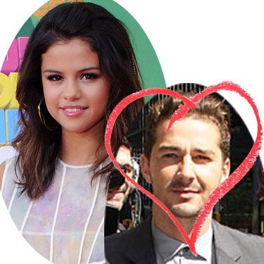 """Look away Justin Bieber! It was actually Shia LaBeouf who first caught Selena Gomez's eye, which made for a rather embarrassing encounter when both stars were recently appearing on US show Regis and Kelly. The singer approached the Transformer's 3 star backstage, saying&#x3B; """"I'm so sorry to bother you. I admire you."""" Shia replied with&#x3B; """"Thanks for being so sweet to me,"""" prompting Selena to later claim&#x3B; """"Oh my gosh, he's so handsome!"""""""