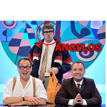 <p>Angelo's</p>