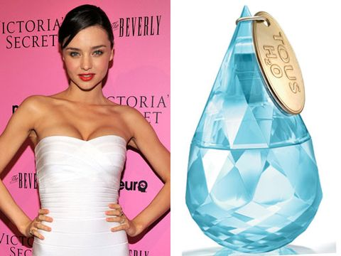 "<p>If you're not only style conscious but eco conscious like Zen-living organic beauty Miranda Kerr then don't compromise on your perfume. Try the new fragrance from TOUS which has so far donated 57,000 euros to Intermon-Oxfam through sales.</p>  <p>H2O is an aquatic scent that is fresh and uplifting - proof that beauty and ethics can go hand in hand. </p>  <p>£26/30ml, <a href=""http://www.boots.com/""target=""_blank"">Boots</a></p>"