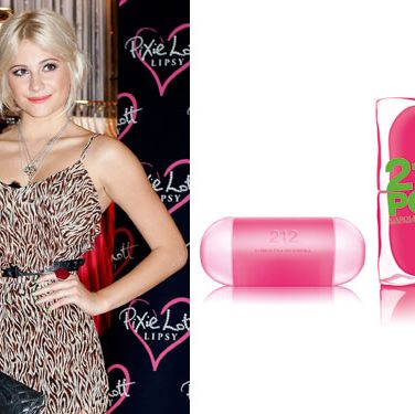 <p>Are you a fun-loving girlie girl who lives in the moment but keeps two feet firmly on the ground? Well, like popster Pixie Lott you'll no doubt love the new perfume from Carolina Herrera.</p>