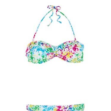 """<p>This floral fancy is a work of art and is currently on sale from £21 to £17- get in there quick!</p><p>£17, <a href=""""http://www.warehouse.co.uk/sunshine-floral-bikini/Beachwear/warehouse/fcp-product/305025# """"target=""""_blank"""">warehouse.co.uk</a></p>"""