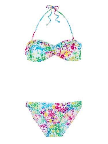 "<p>This floral fancy is a work of art and is currently on sale from £21 to £17- get in there quick!</p>  <p>£17, <a href=""http://www.warehouse.co.uk/sunshine-floral-bikini/Beachwear/warehouse/fcp-product/305025# ""target=""_blank"">warehouse.co.uk</a></p>"