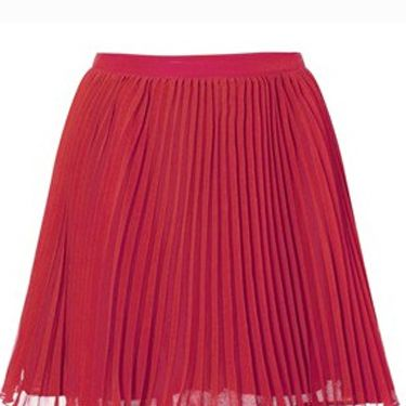 <p>Pleats are here to stay ladies. We can't wait to get our mitts on this pleated number from French Connection </p>