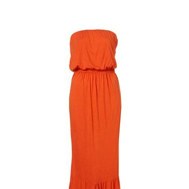 "<p>Sometimes a mini doesn't cut it. For those of you who can't live without your maxi dresses, this strapless orange number is our pick!</p><p>£29, <a href=""http://www.topshop.com/webapp/wcs/stores/servlet/ProductDisplay?beginIndex=0&viewAllFlag=&catalogId=33057&storeId=12556&productId=2484414&langId=-1&sort_field=Relevance&categoryId=208523&parent_categoryId=203984&pageSize=20