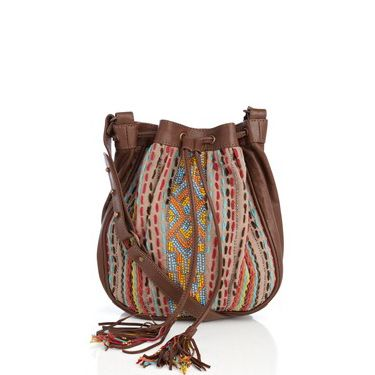 <p>There's nothing like a good accessory to instantly update your summer style. This bucket beaut would look oh so stylish hanging off your festival shoulders</p><p>Now £17, Was £55, 