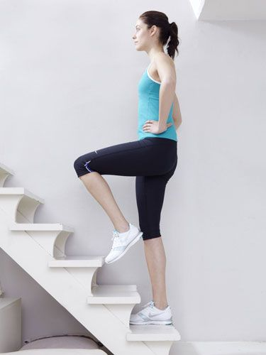 <p>Research shows that you don't have to spend hours in a gym to lose weights and restore your body confidence. You can ease yourself into a healthier lifestyle by setting micro-goals for yourself such as:</p> <p>Walking up a flight of stairs at work</p> <p>Getting away from your desk at lunchtime to go for a brisk 10-minute walk</p> <p>Playing frisbee on a sunday</p> <p>Dancing around your bedroom to your favourite upbeat song</p>