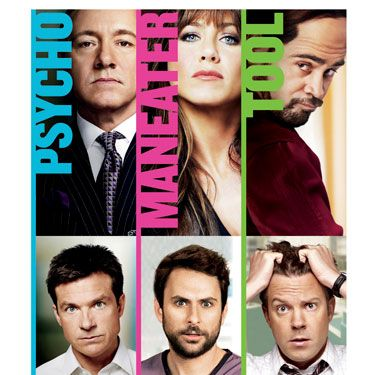 <p>Horrible Bosses (Kevin Spacey, Colin Farrell, Jennifer Aniston, Jamie Foxx)</p><p>If a double crush on Farrell and Foxx alone isn't enough to reel you in, then an eternal girl crush on JenAn should. Playing a nympho boss, she looks hotter than ever! But even more pleasingly, she's frickin' funny too. And not just in our usual we-love-her-so-smile-at-everything-she-does way but in a genuine choke-on-your-popcorn fashion. The plot follows three desperate employees who find their bosses (including a crazy sex-addict played by Jen) so intolerable they hire a hit man, known as Motherf***er Jones (Foxx) and things get very interesting. In fact, the only thing we don't like in this movie is Colin Farrell's horrible comb-over. Not sexy.</p><p>Jacqui Meddings</p>