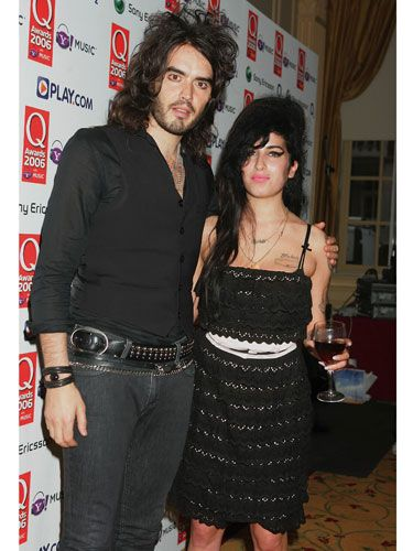 """Russell Brand met Amy Winehouse before she had hit gold in her career as the pair were both out and about on the Camden scene in the early noughties. Russell made a moving statement following Amy's death talking about how he met her in Camden when she wasn't yet a household name and they shared the affliction of addiction. Russell said: """"We have lost a beautiful, talented woman."""""""