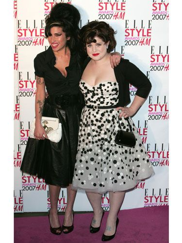 """Amy Winehouse and Kelly Osbourne were long time friends and Kelly expressed her sadness over Amy's death on Twitter saying: """"I cant' even breath right my now. I'm crying so hard"""". When one fan accused Kelly of not having done enough for her friend Osbourne hit out saying: """"You have no idea what you are talking about!"""""""