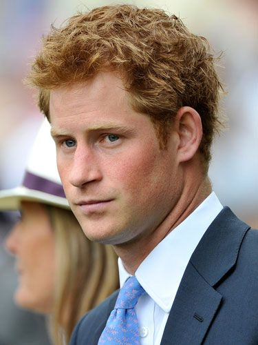 King of hot redheads is Prince Harry who turned up the heat this weekend at Ascot Racecourse looking perfectly posh in his suit. We're not sure whether it's his rebellious streak or flaming red locks that make us melt but either way he's top of out lush list!