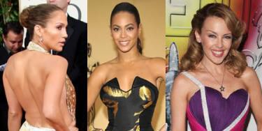 Celebs come in all shapes and sizes from the curvaceous queens to the athletic babes these ladies make the most of their marvellous assets and are an inspiration to womankind...