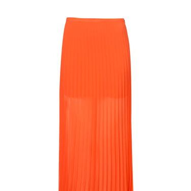 """<p>Maximise your multi-season must-haves with Topshop's double-layered pleated maxi skirt – in citrus orange of course!</p><p>£45, <a href="""" http://www.topshop.com/webapp/wcs/stores/servlet/ProductDisplay?catalogId=33057&storeId=12556&productId=2630650&langId=-1&sort_field=Relevance&categoryId=208530&parent_categoryId=203984&pageSize=20&siteID=0RpXOIXA500-ITGcJzoPZyQ1WNKVu7F7bw&cmpid=ukls_deeplink&_$ja=tsid:19906%7Cprd:0RpXOIXA500"""" target=""""_blank""""> topshop.com </a></p>"""