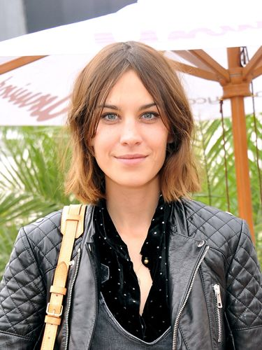 "<p><strong> Why her hairstyle's hot:</strong> George Northwood, Alexa's hairstylist at Daniel Hersheson says: ""What's great about this hairstyle is that it's a simple, plain bob but it's the texture that makes it work. It's not a messy, boho style with no structure as worn by Kate Moss – the ends are quite blunt which gives it shape and makes it chic.</p><p>""Alexa wears quite boyish fashion so this girly haircut balances out her look. It feels quite French or like a little Victorian girl's haircut. She's growing out her fringe at the moment which gives the look a grungy feel.""</p><p><strong>What to ask your hairdresser for to get Alexa's look:</strong> George says: ""You want a bob that's cut just above the shoulders with a long-ish, grown-out fringe cut in a V shape at the front. DO NOT layer hair because as soon as you do that you lose the bob. A bob means one length all the way round – some people have naturally textured hair like Alexa, if you don't or your hair is really thick chunks need to be cut out to get that messy vibe.""</p> <p><strong>Styling tip:</strong> If you're styling your hair like this at home you need to keep the texture messy rather than smoothly blow-dried.</p>"