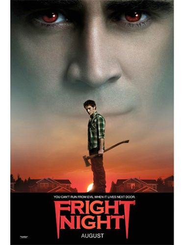 <p><strong>Fright Night (Anton Yelchin, David Tennant, Colin Farrell)</strong></p> <p>The lucky fella I'm currently dating is a sucker (ha!) for vampire movies, so when an invitation to see Fright Night dropped onto my desk I knew I'd have to suck it up (haha!), bite the silver bullet (hang on, isn't that werewolves?) and see it. And I'm very glad I did, because this is a hilarious vampire flick you'll love sinking your teeth into (sorry). Colin Farrell is creepy, funny and strangely sexy as the secretive new guy in the neighbourhood – like a Desperate Housewives newbie, but with less baking. David Tennant does a great job of pretending to be Russell Brand pretending to be a hokey Vegas vampire slayer. And Anton Yelchin is totally rootable-for as the teen desperate to unravel the mystery of his missing schoolmates. Fun, frantic and (a bit) frightening, this is a great date-night movie.</p> <p><strong>Rosie Mullender,/strong></p>