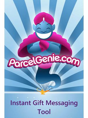 "<p>If you've ever remembered a friend's birthday on the day, or lost the delivery address for a present, meet ParcelGenie - the world's first Instant Gift Messaging service! It's a genius app on the iPhone, Android and Windows Phone 7 that lets you send anyone in your contacts a real gift – from sweeties to gadgets starting at just 99p - with a personal message. The recipient provides their delivery address when they receive the alert and ParcelGenie get it sent there and then. Simple! <a href=""http://parcelgenie.com/"" target=""_blank""> parcelgenie.com </a></p>"