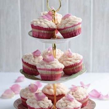 It's National Cupcake Week, the celebration of the gorgeous miniature cake adored the whole world over. To celebrate, we recommend you try out this amazing (and slightly different) recipe, which will give your cakes a designer pink hue!