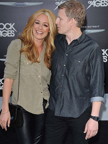 <p>It was wedding fever this weekend in celebsville as Cat Deeley and her fella Patrick Kielty also tied the knot after ten months together. PatCat (do you reck it'll catch on?) invited 60 family and friends to witness the ceremony at an intimate venue in Rome. We don't have any deets on the dress yet but according to sources the bride looked 'stunning' - no surprise there then.</p>